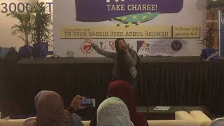 Fatin Husna - Kau Berubah (Live at melawati mall)