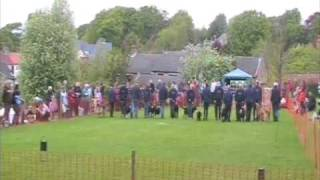 Harrogate Road Safety Dog Training Club - Display Team - Summer 2009