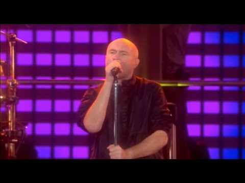 Genesis - Land Of Confusion (From When in Rome 2007 DVD)