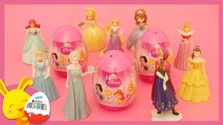 Princesses Disney - Œufs surprises pour les enfants - Titounis
