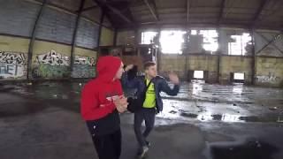 Танцы на съемках клипа (Бэкстэйдж)