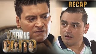 Download Hector finds out Alvin's betrayal | Kadenang Ginto Recap Mp3 and Videos