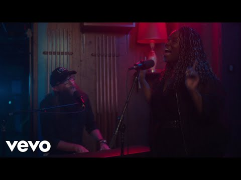 Crowder - Let It Rain (Is There Anybody) (At Melrose Billiards Parlor) ft. Mandisa