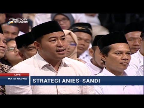 Mata Najwa: Strategi Anies-Sandi (5)