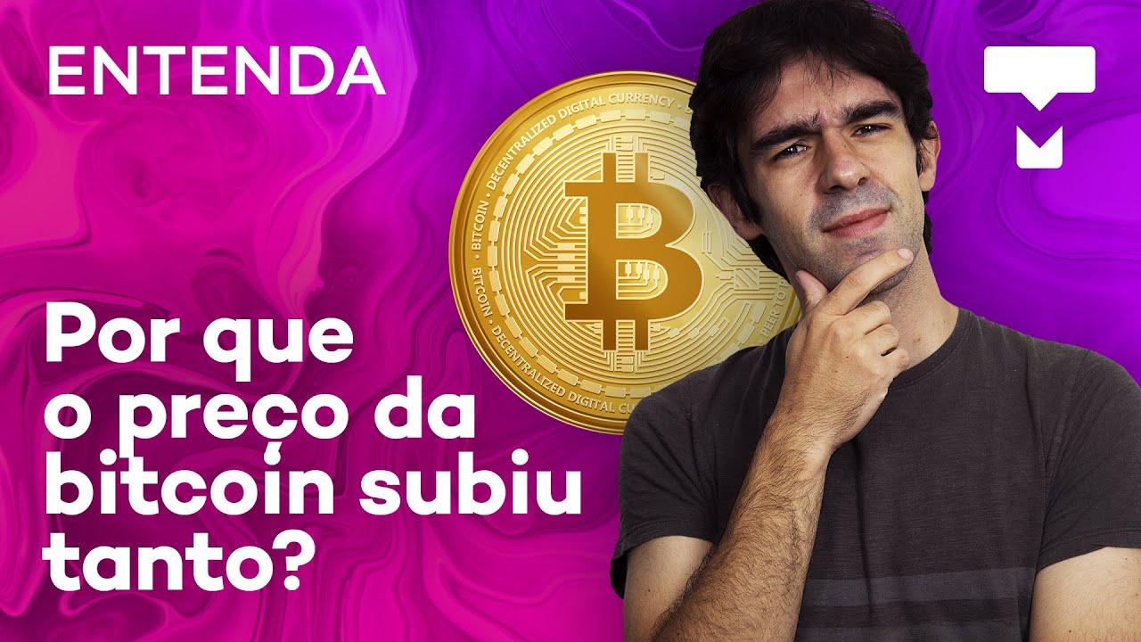 Entenda: por que o preço da bitcoin subiu tanto? – TecMundo