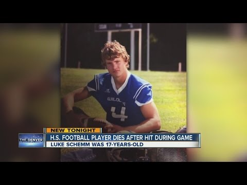 Kansas H.S. football player dies after hit during game