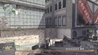 Modern Warfare 2 - Search and Destroy - Intervention & SPAS Shotgun Gameplay