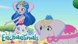 Enchantimals 🌈Tales From Everwilde: Party Troopers 🎉💜Episode 13 💜Cartoons for Kids