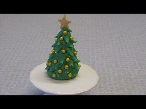 Lavoretti Di Natale Con La Pasta Di Mais.Come Fare Un Albero Di Natale In Pasta Di Zucchero