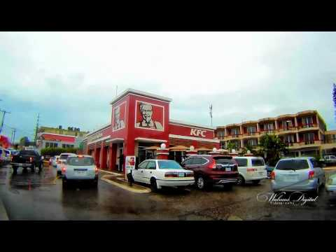 The Drive Thru KFC Caledonia Road | Mandeville Jamaica