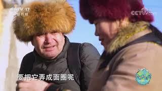 《地球村日记》 20200626 彼得大叔的美食vlog:鄂伦春族烤面圈|CCTV农业