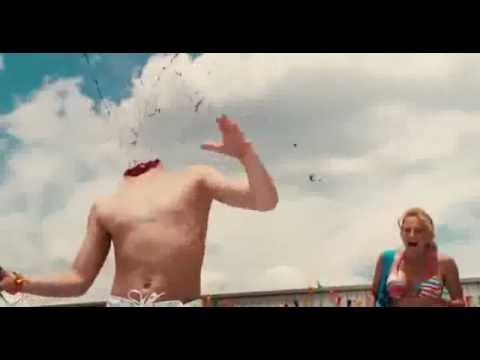 Best scene from Piranha 3DD