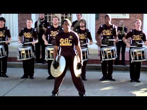 D3 - 2014 University of Southern Mississippi Drum Line