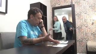 Тест-драйв квартир SCANDIS от СК Арбан. История ведущего «Красноярск FM» Леши