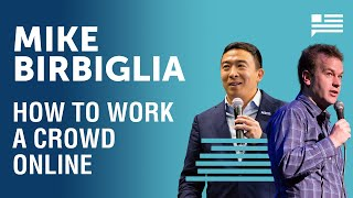 Mike Birbiglia is keeping comedy alive over Zoom | Andrew Yang | Yang Speaks