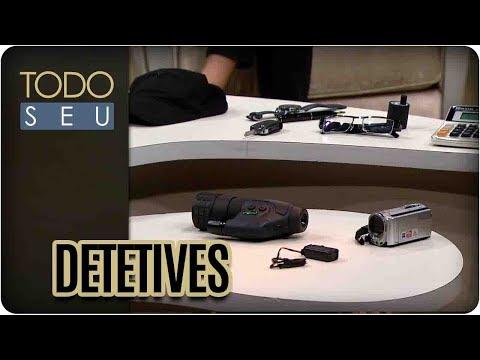 Como é O Trabalho Dos Detetives Particulares? - Todo Seu (09/08/17)