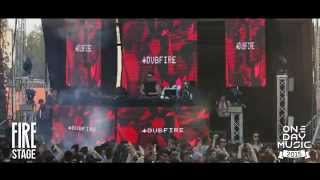 Dubfire @ One Day Music 2015 || Fire Stage (Official Video HD)