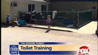 Modern Parent: Toilet Training