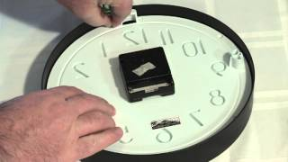 Repeat youtube video How to Convert a Normal Clock into an Atomic Clock