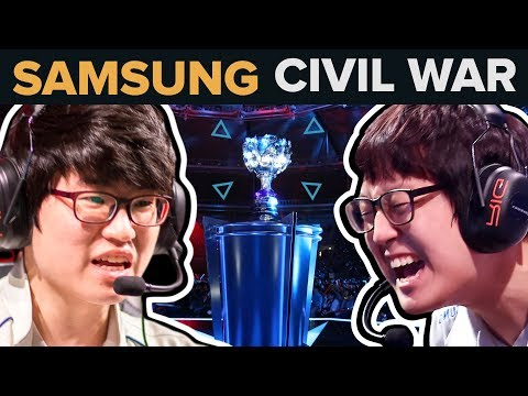 The Final Clash of the Samsung Civil War