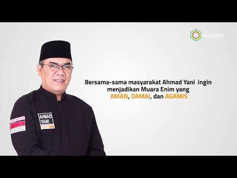 Ahmad Yani - Profil (Bupati Muara Enim 2018-2023)