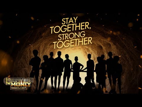 STAY TOGETHER, STRONG TOGETHER - รวมศิลปิน Show Me The Money Thailand 【Special Song】