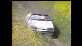 1985 Ford Mustang TV Ad Commercial (5 of 6)