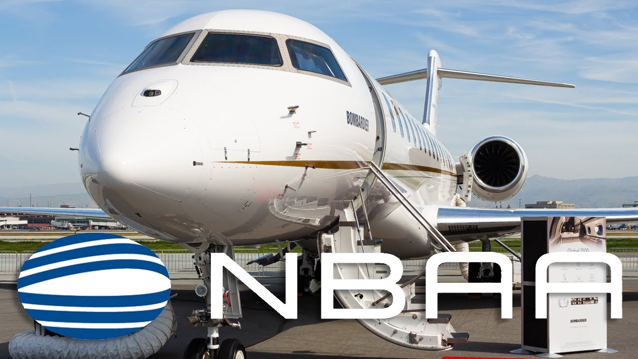 Download Private Jets Galore | NBAA 2020 San Jose Regional Forum (Feat. Bombardier Global 7500)
