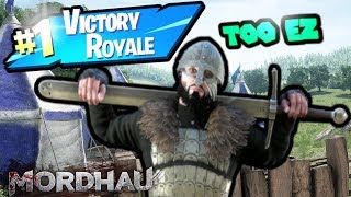 Easy Victory Royal - Mordhau