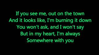 Download Kenny Chesney~ Somewhere With You MP3 song and Music Video