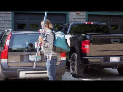 a7d3c3af9a KULKEA Powder Trekker - Ski Boot Bag - YouTube