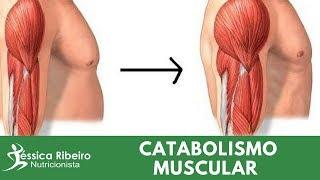 Como não perder massa muscular (Catabolismo)