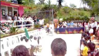 Juramento a la Bandera La Cumbre Veracruz