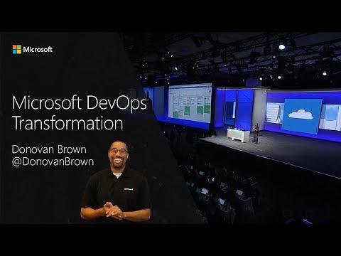 Microsoft's DevOps Transformation Story