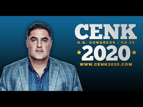 Cenk Uygur Running For Congress, Shatters Small $ Fundraising Record