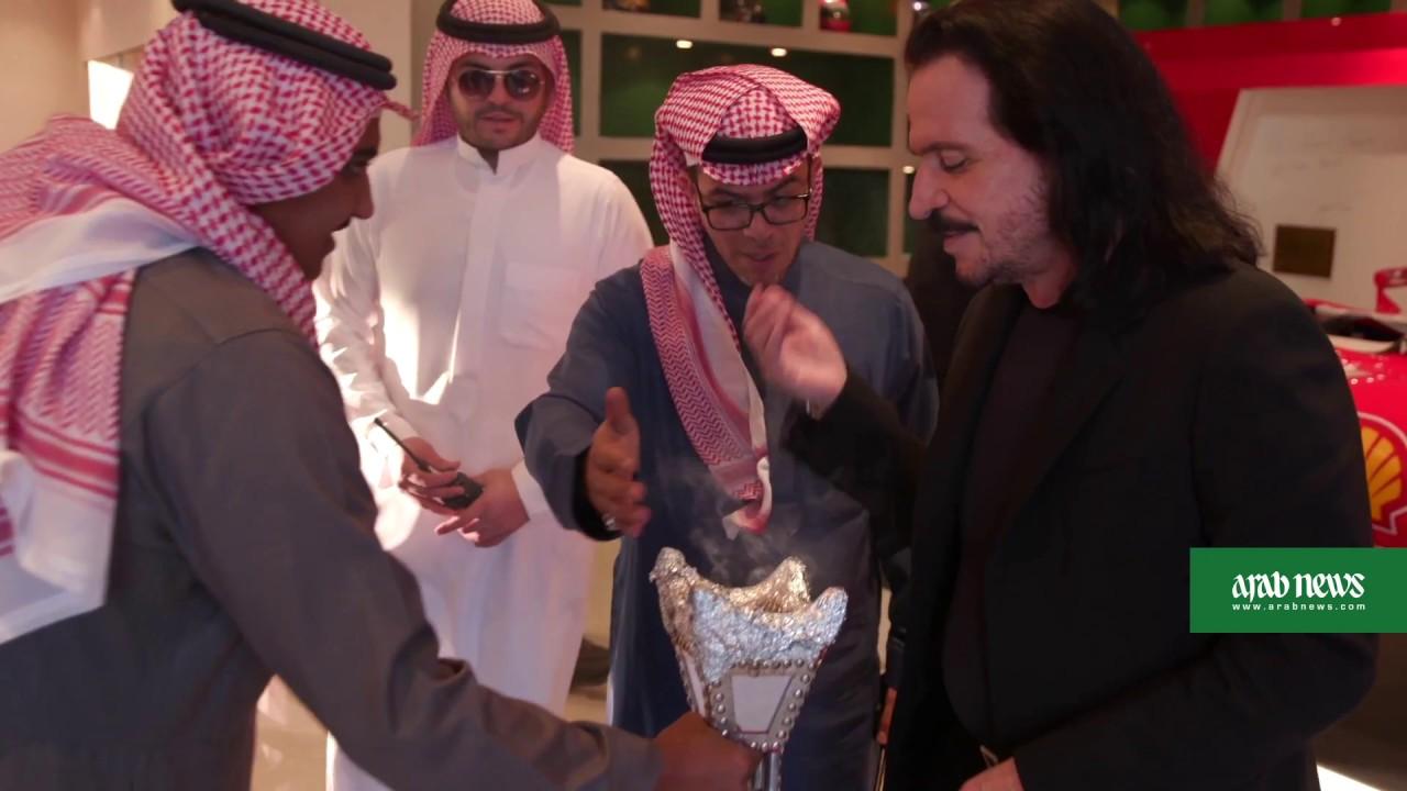 Arabie Saoudite : le rappeur US, Nelly, et le compositeur