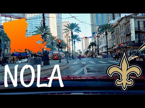 Spontaneous Trip To New Orleans!!
