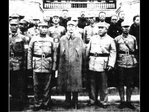 Chinese muslims in the National Revolutionary Army of the Republic of China