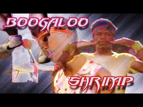 GREATEST, BEST DANCER EVER- BOOGALOO SHRIMP- EXTREMELY TALEN