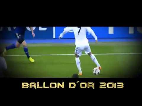 Lionel Messi vs Cristiano Ronaldo vs Ribery   Balon de oro 2013