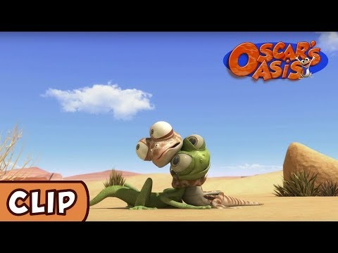 Oscar's Oasis - Baby Oscar