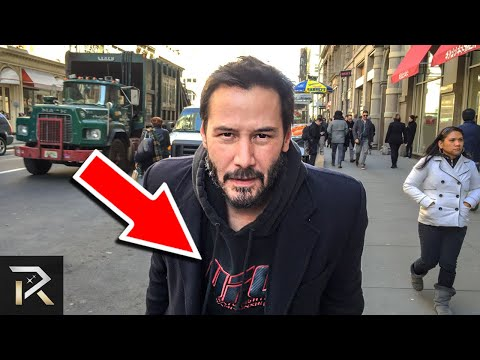 Why Keanu Reeves Is Way Too Good For This World