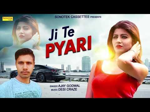 ji-te-pyari-|-sonika-singh-&-ajay-gadwal-|-desi-craze-|-latest-haryanvi-song-2018