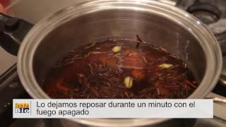 Té kukicha chai