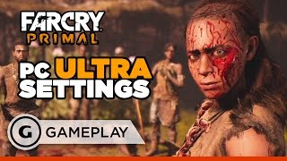 Far Cry Primal on PC Ultra Settings - Attack of Udam Gameplay