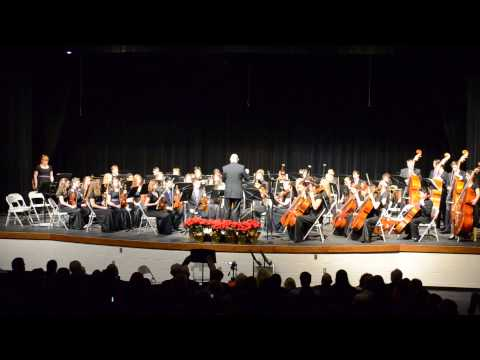 Avon High School (Ohio) Symphony Orchestra Nutcracker Suite
