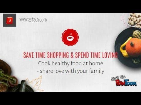 astaca - Buy Groceries Online in Vietnam