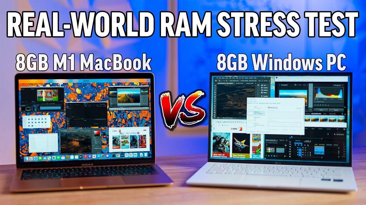 Apple Unified RAM vs DDR4 : The Future or Just Marketing?
