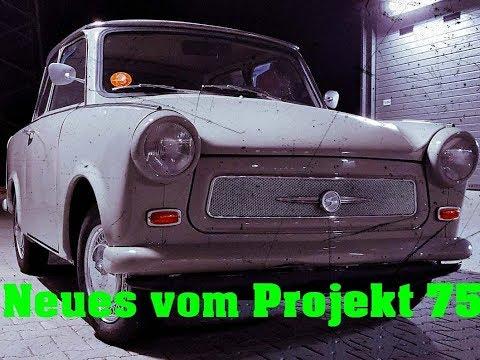 Neues vom Projekt 75!!!!