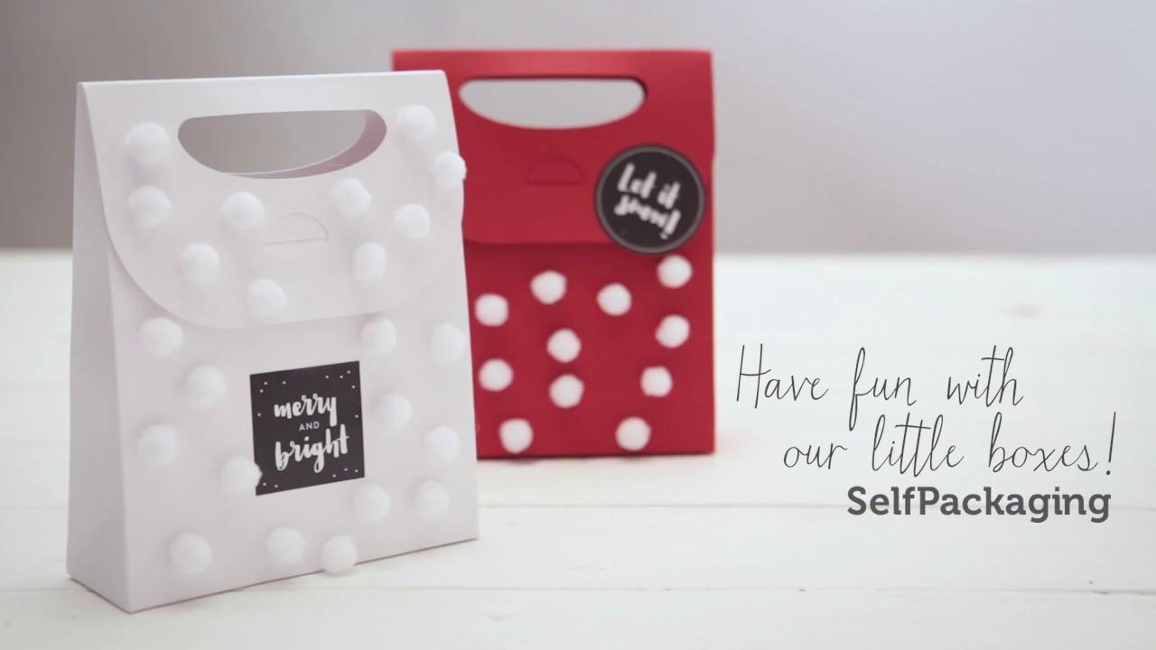 C mo envolver regalos de forma original by selfpackaging for Envolver regalos de forma original